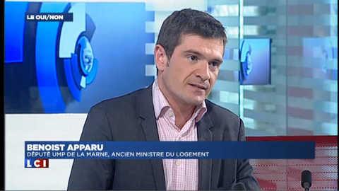 """Apparu : """"L'UMP n'est pas une écurie présidentielle"""""""