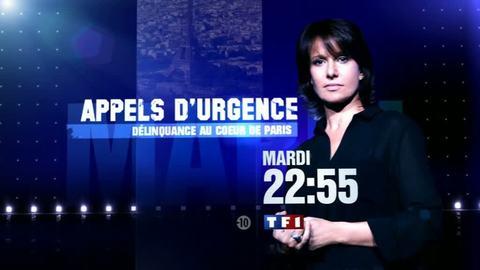 Appels d'urgence - MARDI 22 FÉVRIER 2011 23:15