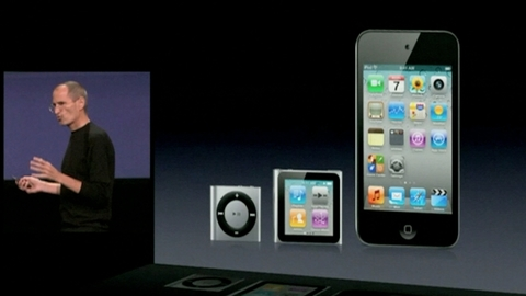Apple Conference in less than 20 minutes