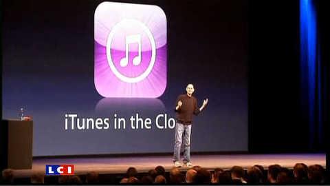 Apple dévoile l'iCloud