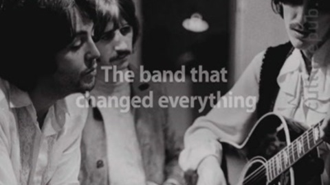 """Apple """"Let it be"""" tribute to the Beatles"""