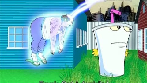 Aqua Teen Hunger Force - Le Robot-Lapin