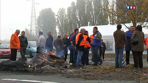 ArcelorMittal : colère et déception à Florange