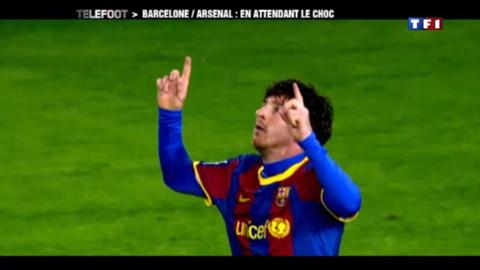 Arsenal va-t-il éliminer le Barça de la Ligue des Champions ? (06/03/2011)