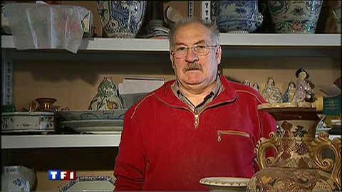 L'art de restaurer la porcelaine