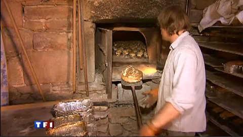 Les artisans passionnés : l'amoureux du pain bien fait