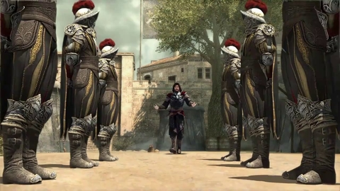 Assassin's Creed Brotherhood - Story Trailer - PS3 Xbox360
