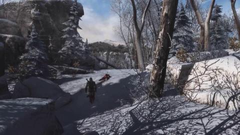 Assassin's Creed 3 - Vidéo : Teaser du gameplay