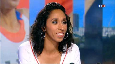 Assia El Hannouni, l'héroïne des jeux paralympiques