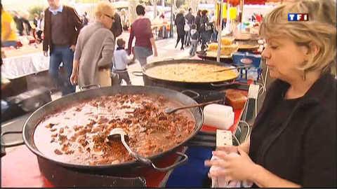Atmosphère estivale sur les marchés de Provence