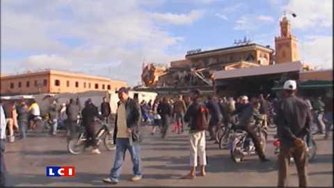 Attentat de Marrakech : trois personnes arrêtées