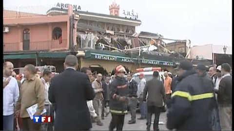 Attentat meurtrier en plein Marrakech : le choc place Jemaa-el-Fna
