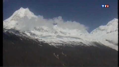 Avalanche dans l'Himalaya : au moins 9 morts