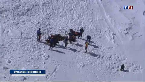 Avalanche meurtrière près du Mont-Blanc : que s'est-il passé ?