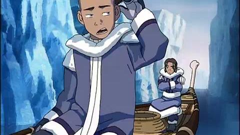 Avatar, le Dernier Maître de l'Air - ep 1