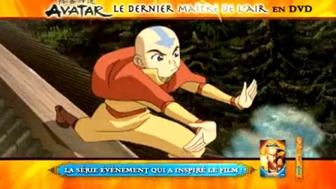 Avatar - Le Dernier Maître de l'Air - SPOT