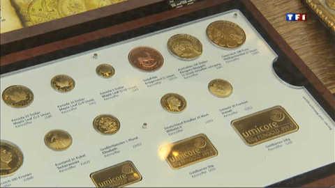 Avec la crise, les arnaques à l'or se multiplient