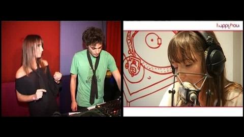 AXELLE LAFFONT : DJ SET @ MURANO- FG.5 VIDEOS