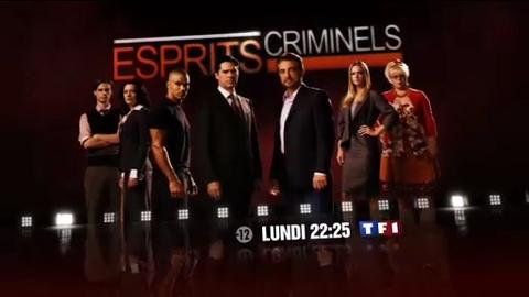 BA - ESPRITS CRIMINELS - Lundi 9 mars 2009 à 22h25 sur TF1