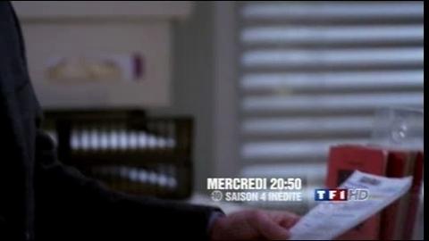 BA - GREY'S ANATOMY - Mercredi 5 novembre à 20h50 sur TF1