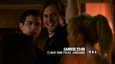 BA - NEW YORK POLICE JUDICIAIRE - Samedi 31 mai 2008 à 23h00 sur TF1