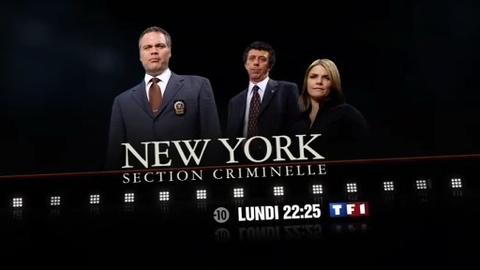 BA - NEW YORK SECTION CRIMINELLE - lundi 30 mars 2009 à 22h25 sur TF1