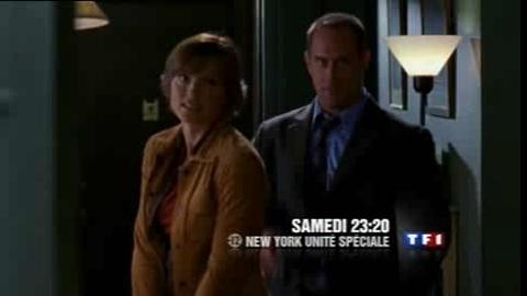 BA - NEW YORK UNITÉ SPÉCIALE - Samedi 22 novembre 2008 à 23h15 sur TF1