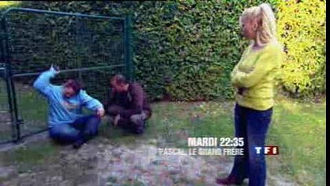 BA - PASCAL, LE GRAND FRÈRE - Mardi 21 octobre 2008 à 22h30 sur TF1