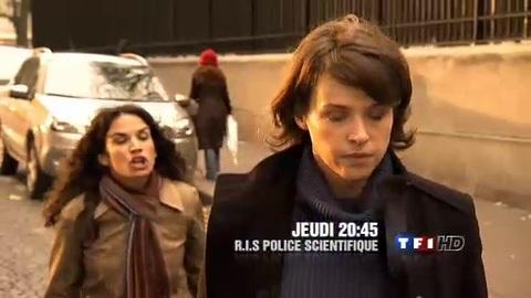 BA - R.I.S POLICE SCIENTIFIQUE - Jeudi 2 avril 2009 à 20h45 sur TF1