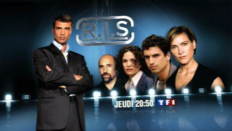 BA - R.I.S POLICE SCIENTIFIQUE - Jeudi 14 août 2008 à 20h50 sur TF1