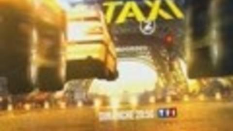 BA - TAXI 2 - Dimanche  20 avril 2008 à 20h50 sur TF1