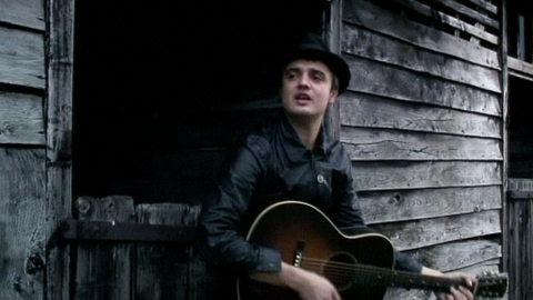 babyshambles - i love you( but youre green)