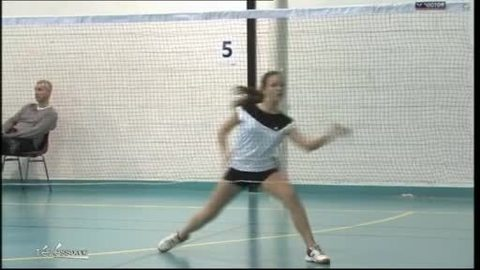Badminton : Tournoi National Jeunes Evry