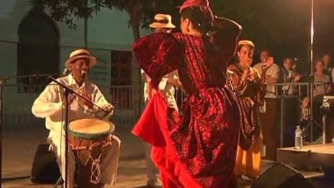 Bal caribéen en clôture de Ville en Musique (Troyes)