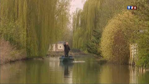 Balade au fil de l'eau sur les hortillonnages d'Amiens