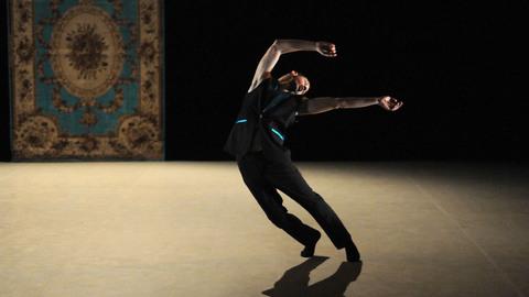 Ballet National Algerien Abou Lagraa - Nya