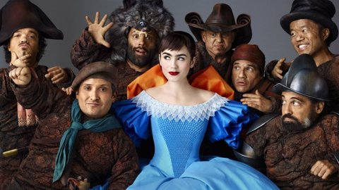 Bande annonce Blanche Neige
