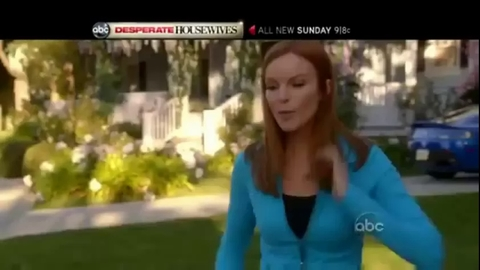 Bande annonce Desperate Housewives (8x16)