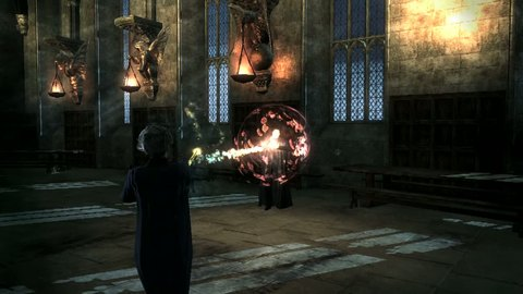 Bande annonce Exclu : jeu Harry Potter 7 Part 2