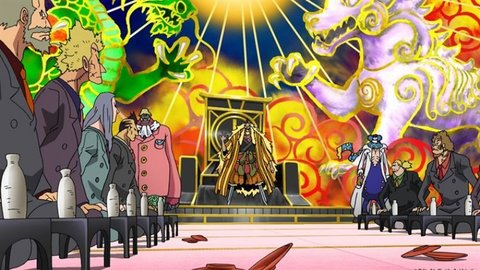 Bande annonce One piece strong world