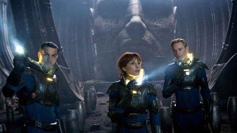 Bande annonce Prometheus 3D