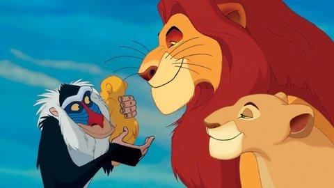 Bande annonce Le roi lion 3D