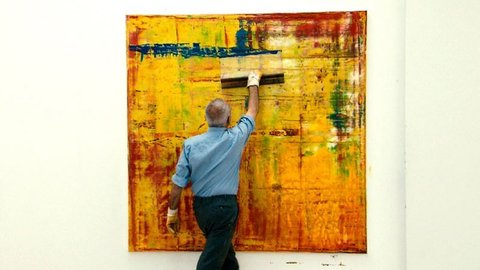 Bande annonce VOST Gerhard Richter painting