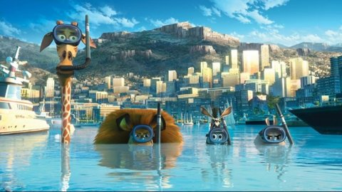 Bande annonce VOST Madagascar 3 Bons baisers d'Europe