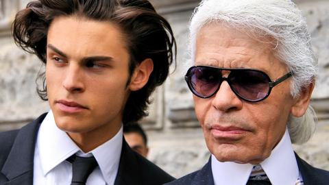 Baptiste Giabiconi les secrets de l'élégance Chanel