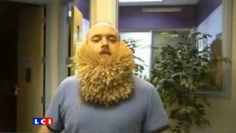 Une barbe qui pique le record du monde aux autres