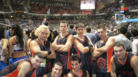Basket Acrobatique : Copa Del Rey - Espagne