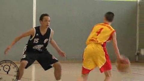 Basket : Tournoi International U16 du RVBC (La Roche sur Yon)