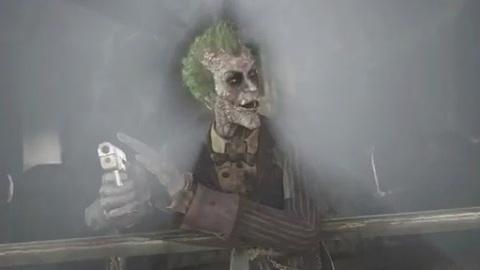 Batman Arkham City : The Joker & Harley trailer