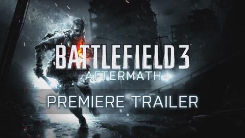 Battlefield 3 Aftermath - Premier Trailer